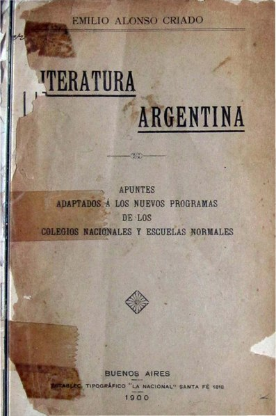 File:Apuntes de literatura argentina - Emilio Alonso Criado.pdf
