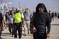 Arba'een Pilgrimage In Mehran, Iran تصاویر با کیفیت از پیاده روی اربعین حسینی در مرز مهران- عکاس، مصطفی معراجی - عکس های خبری اربعین 99.jpg