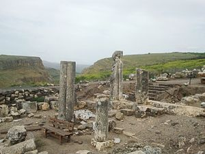 Mount Arbel - Arbel ancient synagogue