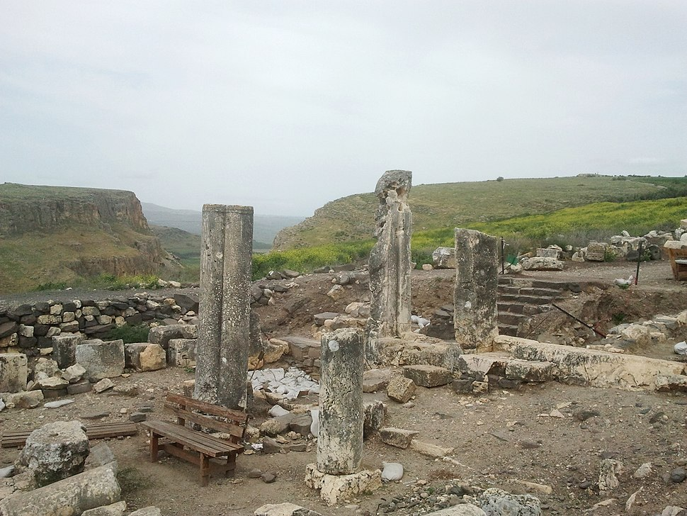 Arbel ancient synagogue (11)