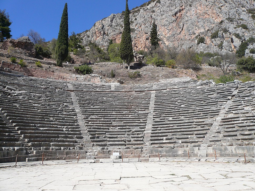 Archaeological Site of Delphi-111178