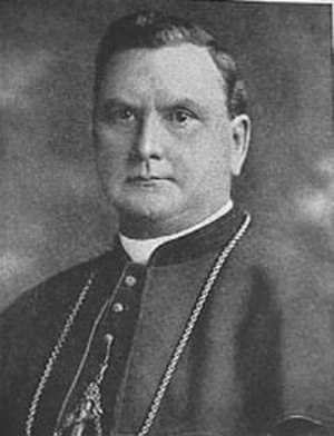 James Edward Quigley - Image: Archbishop Quigley
