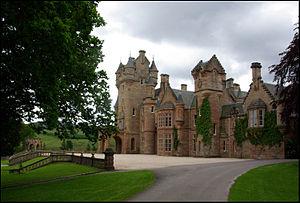 James Matthews (architect) - Ardross Castle