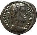 Argenteus of Maximian (YORYM 2001 797) obverse.jpg