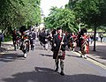Armed Forces Day - Parade to Inverness Highland Games 2012 Scotland (Massed Pipe Bands) (7618398538).jpg