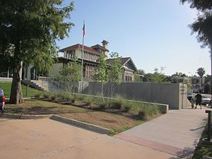 Broadmoor, New Orleans - Rosa F. Keller Library and Community Center