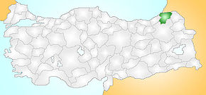 Artvin Turkey Provinces locator.jpg