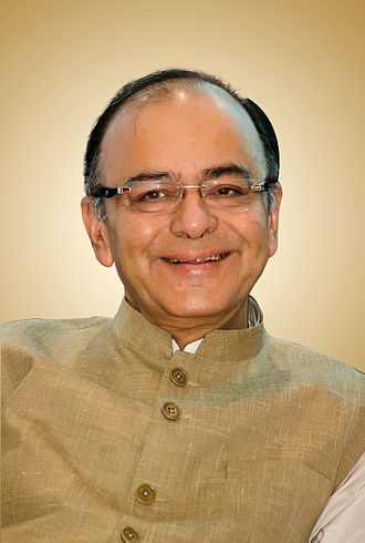 Ministry of Law and Justice (India) - Image: Arun Jaitley, Minister
