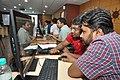 Arvind Patel And Mayank Chaurasia - 3D Game Development Session - Training Programme On Unity Software - NCSM - Kolkata 2018-03-27 9414.JPG