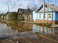 Astrakhan, flooded tram tracks.jpg
