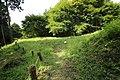 Asuke Castle - West Marukoshiguruwa Area A 01, Asuke-cho Toyota 2009.jpg