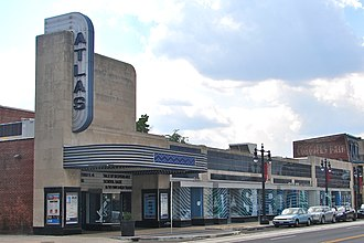 H Street - The Atlas Theater