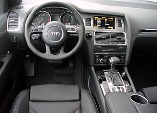 Audi truck q7 2007 s line suv automatic