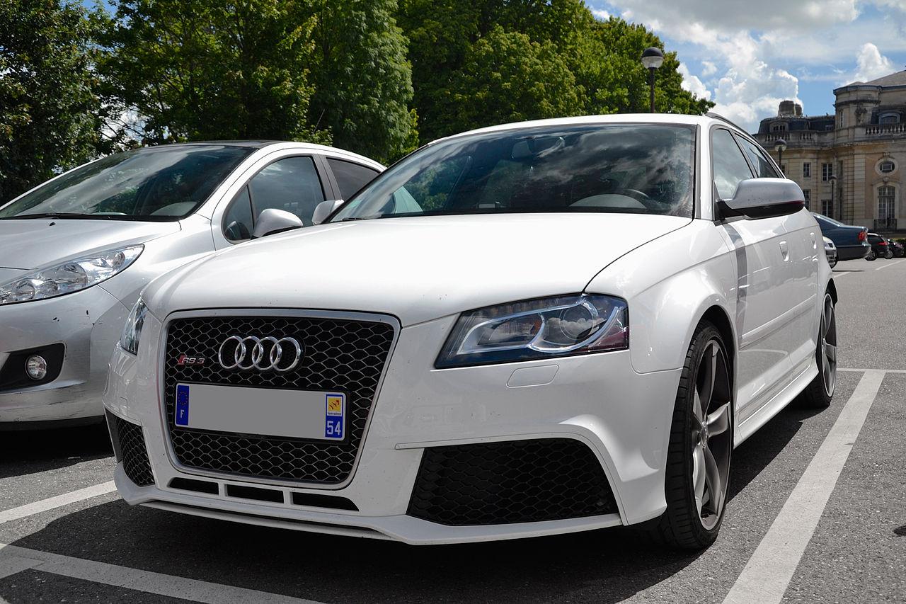 Audi rs3 wiki plugs 18