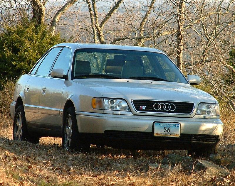 File:Audi S6 C4 US.jpg - Wikimedia Commons