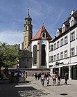 St. Anne's Church, Augsburg