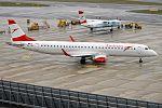 Austrian Airlines, OE-LWK, Embraer ERJ-195LR (31325539721).jpg