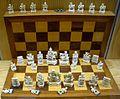 Avila - Real Monasterio de Santo Tomas, Museo de Arte Oriental 05.JPG
