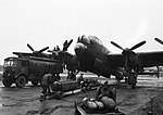 Avro Lancaster - Royal Air Force Bomber Command, 1942-1945. CH14680.jpg