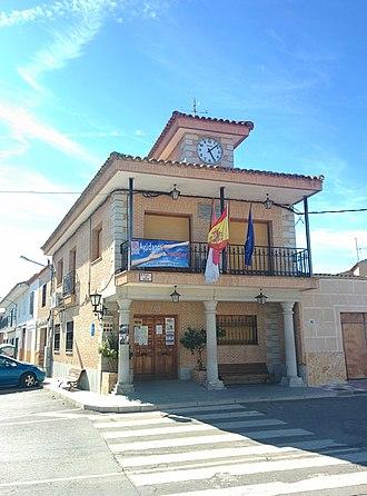 Chueca, Toledo - Image: Ayuntamiento de Chueca