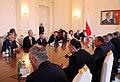Azerbaijani, Polish presidents held expanded meeting.jpg