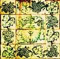 Azulejos bacchiques de la région des vinhos verdes XVIIIe s.jpg