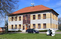 Břasy, municipal office.jpg