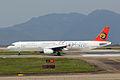 B-22601 - Transasia Airways - Airbus A321-131 - Think East Livery - CKG (9217412416).jpg