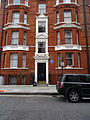 BERTRAND RUSSELL - 34 Russell Chambers Bury Place Bloomsbury London WC1A 2JX.jpg