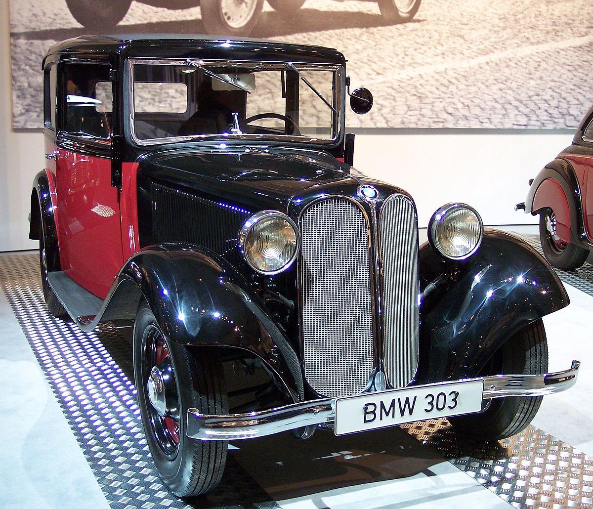 Bmw 303 Wikipedia