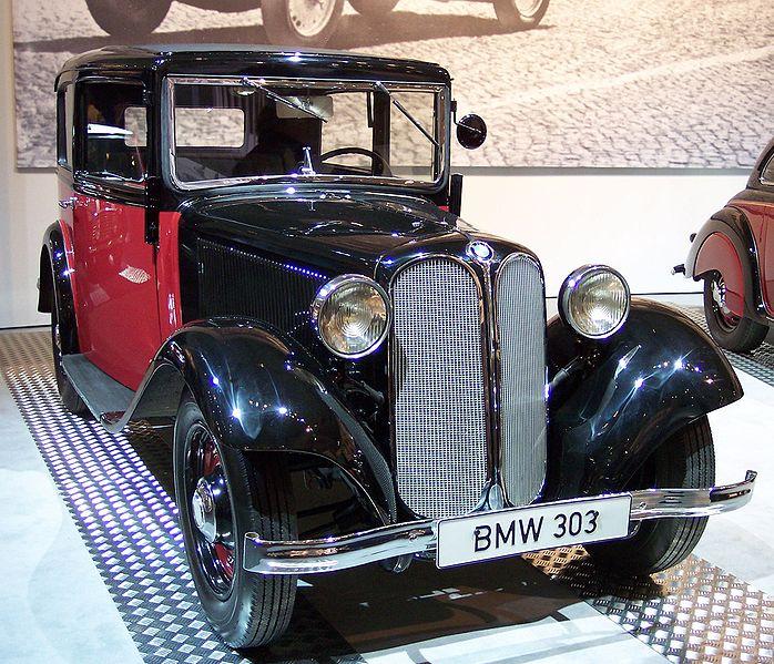 The BMW legacy.... where it began!!