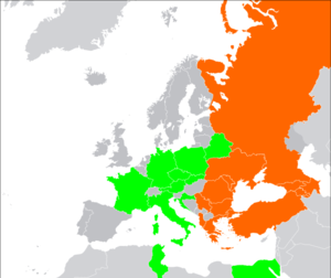 Organization of the Black Sea Economic Cooperation - Image: BSEC members