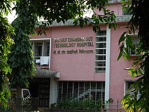 Bidhan Chandra Roy - Bidhan Chandra Roy Technology Hospital in IIT Kharagpur