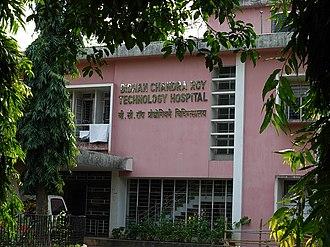 Bidhan Chandra Roy - Bidhan Chandra Roy Technology Hospital in IIT Kharagpur