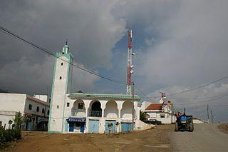 Town in Tanger-Tetouan-Al Hoceima, Morocco