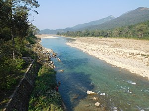 Babai River - Image: Babai River 03