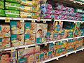 Baby Lotions, Soaps, and Diaper Creams at Kroger.JPG
