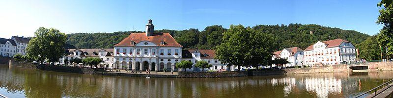 Bad Karlshafen – Reiseführer auf Wikivoyage