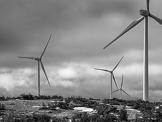 Alstom - Alstom-Ecotècnia wind turbines in Spain