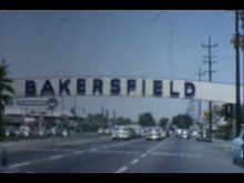 File:Bakersfield Arch 1955.ogv