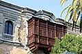 Balcony of Casa de la Ciencia, Seville, Spain.jpg
