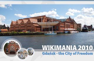 Wikimania 2010 Gdańsk, Poland.