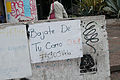 Banner at demonstrations and protests against Chavismo and Nicolas Maduro government 22.jpg