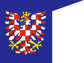 Banner of the Margraviate of Moravia.png