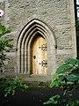 Baptist Church, Cannon Street, Accrington, Doorway - geograph.org.uk - 967174.jpg