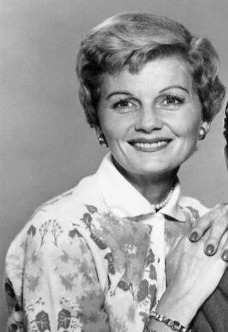Barbara Billingsley - Billingsley in 1958