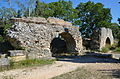 Barbegal aqueduct and mill, France (15020216457).jpg