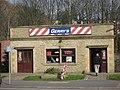 Barbers Shop Rawtenstall - geograph.org.uk - 385487.jpg