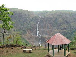 Barehipani Falls, 2nd Highest waterfall in India.
