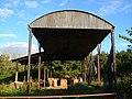 Barn at Fordton Barton, Crediton - geograph.org.uk - 200305.jpg
